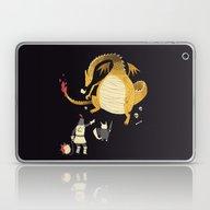 Ye Hath To Catcheth Them… Laptop & iPad Skin