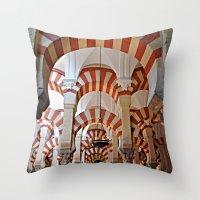 Córdoba, Spain Throw Pillow