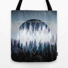 Woods 4 Tote Bag