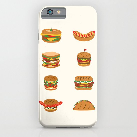Stay hungry iPhone & iPod Case