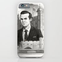 iPhone & iPod Case featuring Moriarty by RileyStark