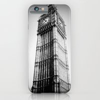 Ben looms in black and white, too. iPhone 6 Slim Case
