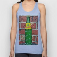 Squirt Soda Unisex Tank Top