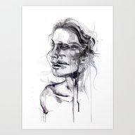 Tremore Art Print