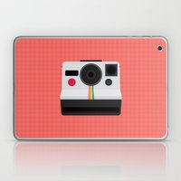 Polaroid One Step Land C… Laptop & iPad Skin