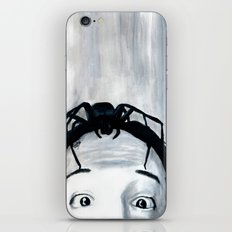 It Keeps Climbing Out The Spout iPhone & iPod Skin