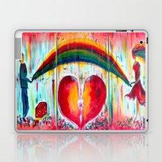 Luck in love  Laptop & iPad Skin