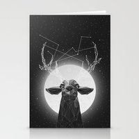 The Banyan Deer Stationery Cards