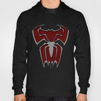 Bat-Spiderman Hoody