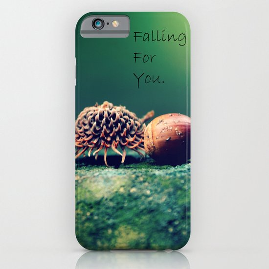 Falling For  You iPhone & iPod Case
