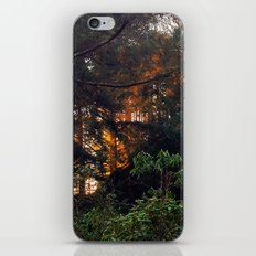 Hunting The Sunrise iPhone & iPod Skin
