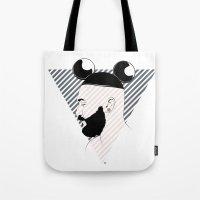 Beard01 Tote Bag