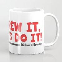 Screw it, Let's do it! Mug