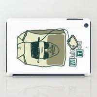 White tea iPad Case