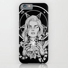 Black Mass Ritual iPhone 6 Slim Case