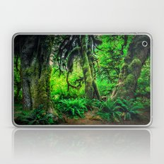 Mossy Giants Laptop & iPad Skin