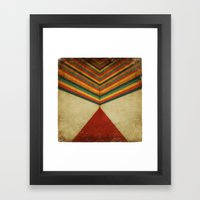 The Mountain Of Wishes Framed Art Print