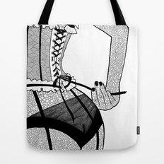 La femme n.7 Tote Bag