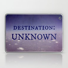 Destination: Unknown Laptop & iPad Skin