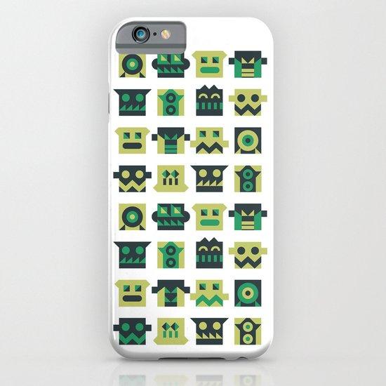 Metal Mugshots iPhone & iPod Case