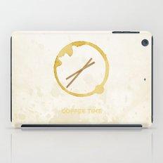 Coffee Time! iPad Case