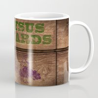 Dionysus Vineyards Mug