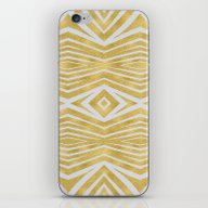 Golden Vision iPhone & iPod Skin