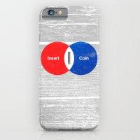 Vend Diagram iPhone 6 Slim Case