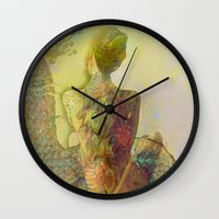 The Guard Of The Eternal… Wall Clock