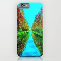 Fall Reflection iPhone 6 Slim Case