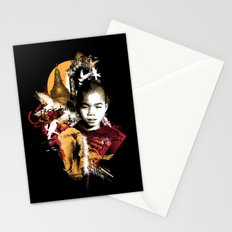 Monk Stationery Cards