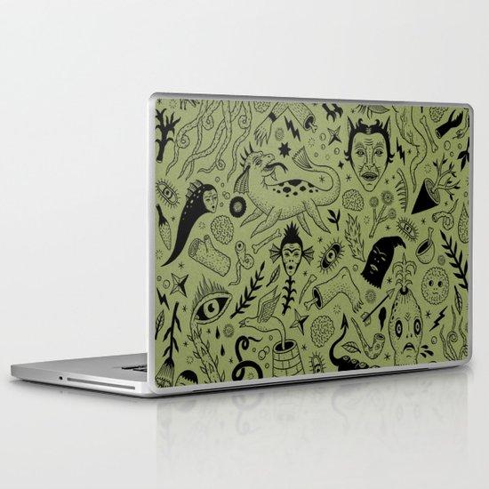 Curious Collection No. 2  Laptop & iPad Skin