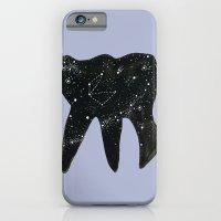 Cosmic Tooth iPhone 6 Slim Case
