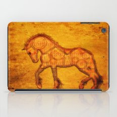 HORSE - Steampunk   iPad Case