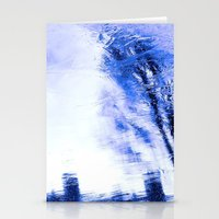 Winter Blue(s) 2>3 Stationery Cards