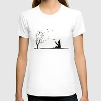 dream catcher T-shirts featuring Dream Catcher. by Nancy Woland