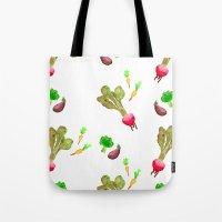 Veggie Fun Tote Bag