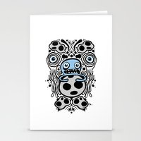 Panopticon Space (White … Stationery Cards