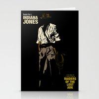 Indiana Jones: Raiders O… Stationery Cards