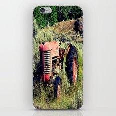Wanna Take A Ride On My Tractor? iPhone & iPod Skin