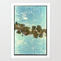 Landscapes C9 (35mm Doub… Art Print