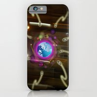 Alien  Attack iPhone 6 Slim Case