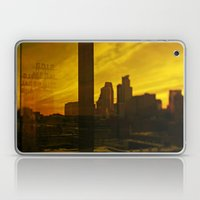 Golden Minneapolis Laptop & iPad Skin