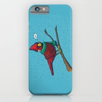 Annoyed IL Birds: The Ca… iPhone 6 Slim Case
