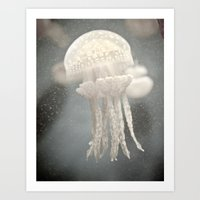 Star Jelly Art Print