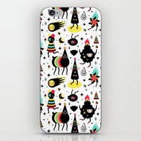 Cosmic Magic iPhone & iPod Skin
