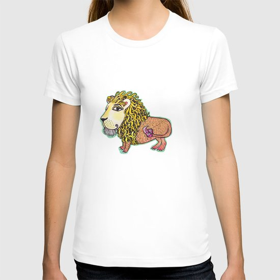 ox MAJESTIC LEO xo T-shirt