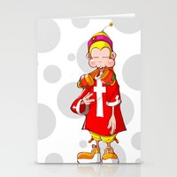 Peace mong Stationery Cards
