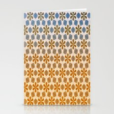 Autumn Flower Field Stationery Cards