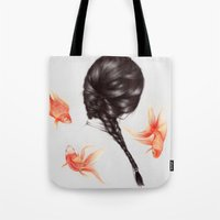 Hair Sequel  Tote Bag